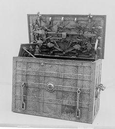 Elaborate Sixteenth Century Strongbox - Neatorama