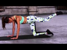 Start 2015 With 3 New Angel Workouts - YouTube