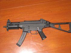 H&K UMP9 9×19mm Parabellum
