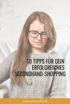 10 tips on how to successfully find second-hand clothing. - Secondhand shopping tips – are you already a secondhand professional? Or a bloody beginner? Second Hand Mode, Second Hand Shop, Second Hand Clothes, Sustainable Clothing, Sustainable Fashion, Second Hand Kleidung, Second Hand Fashion, Second Hand Furniture, Online Shops