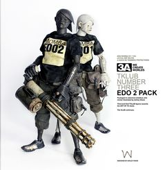 TKLUB #3: E.D.O set 220USD - July 10th at www.bambalandstore.com