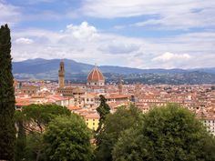 Spring/Summer 2017. Four affordable terrace bars in Florence  – Princess in the Cities