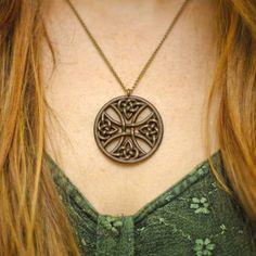 Celtic Warrior Jewelry (Necklace)