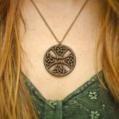 Celtic Warrior Jewelry (Necklace)