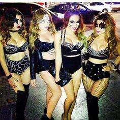 candyland sexy halloween costume - Band Halloween Costumes
