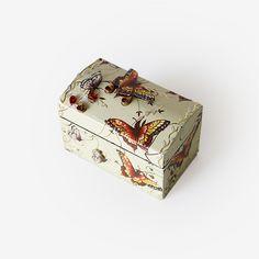 scrap - borboletas relevo