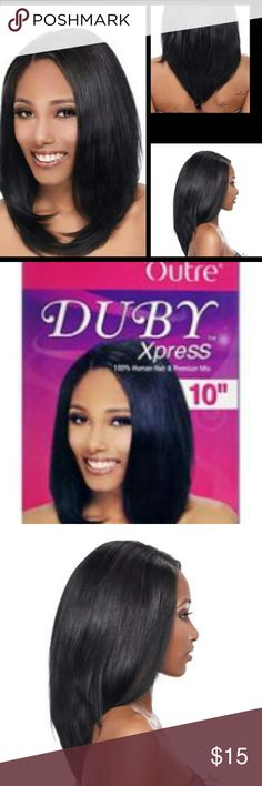 Hair weave hair weave high synthetic fiber u can put heat too one 10 in human hair weave pmusecretfo Images