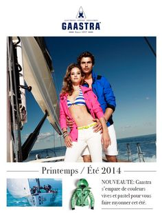 Catalogue GAASTRA, Mode allure sportive et basiques chic pour elle & lui http://www.catalogue.fr/CATALOGUE-GAASTRA_a803.html