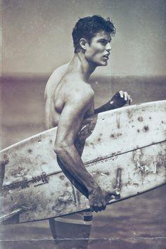 #men #style #surf