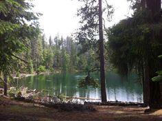 Part of Deschutes National Forest in the high desert region of central Oregon, Scout Lake draws natu... - jeremyriel/flickr.com