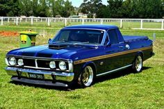 Ford Falcon Xy ute