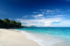 Bias Tugal, also known as Pantai Kecil, can be found neyt to Padang Bai harbour behind a hill www.thingstodoinbali.com