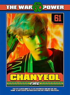 [Vyrl] EXO_EN :  #EXO #Power #CHANYEOL #TheWar: #ThePowerofMusic  2017.09.05 6PM(KST)