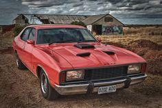 1976 Ford Fairmont XC GXL