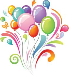 Celebrate a birthday Party in a unique style of foil and latex balloons. Find all types of Happy Birthday Balloons with Happy Birthday Messages. Shop for Birthday Balloons in online Today! Happy Birthday Clip Art, Birthday Clips, Happy Birthday Balloons, Happy Birthday Messages, Happy Birthday To Us, Birthday Greetings, Art Birthday, Happy Balloons, Sister Birthday