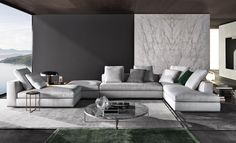 Minotti Will Present New Collection at Milan Design Week 2018 - Covet Edition
