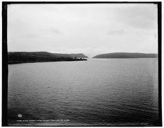 Outer harbor and El Morro, Santiago de Cuba | Library of Congress