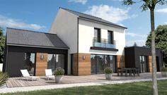 PHOTOS - Maison traditionnelle de Loire-Atlantique. 4 chambres et un double garage constituent cette maison de 160m² habitable. Vous avez un projet de construction? N'hésitez pas à nous contacter au 02.40.59.78.78  #DepreuxConstruction #Depreux #LoireAtlantique #Vendee #Morbihan #France #MaMaisonMaPassion #constructeur #construction #maisonenconstruction #constructionmaison #home #house #homesweethome #maison #instahome #instagood #photooftheday #likeforlike