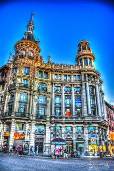 Plaza de Canalejas - Madrid, Spain