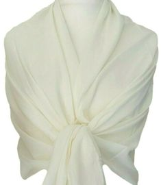 Beautiful cream coloured pashmina wrap / scarf, excellent quality, made from organically certified Cotton yarn with lightly feathered fringing Pashmina Wrap, Prom Accessories, Cat Scarf, Cotton Scarf, Fair Trade, Lady, Scarf Wrap, Free Uk