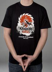 T-Shirt Krakoukas - Homme T Shirt, Boutique, Mens Tops, Fashion, Supreme T Shirt, Moda, Tee Shirt, Fashion Styles, Fashion Illustrations