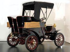 1904 Cadillac Model A Runabout Tonneau