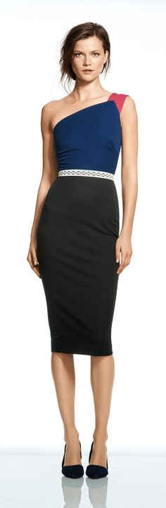 The wait is over! Roland Mouret for Banana Republic is here!