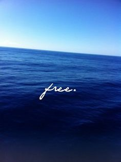 The Ocean Blue.my Freedom