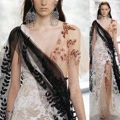 "1,026 Me gusta, 1 comentarios - Couture Feast (@couturefeast) en Instagram: ""Rodarte Spring RTW 2016 @rodarte // #fashion #art #couture #fashionweek #runway #style #moda…"""