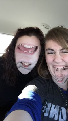 Face swap gone wrong