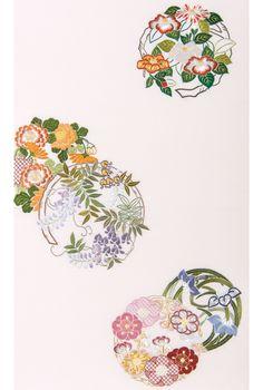 日本刺繍ギャラリー《研究コース作品》 || 日本刺繍 紅会(くれないかい)