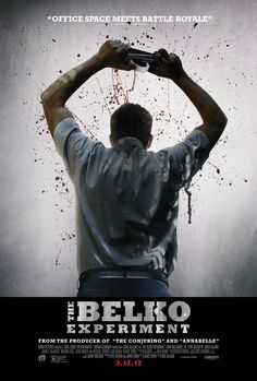 Return to the main poster page for The Belko Experiment (#1 of 5)
