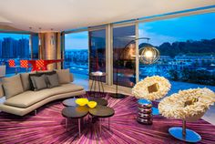 W Hotels Singapore: W Singapore - Sentosa Cove - Hotel Rooms at whotels