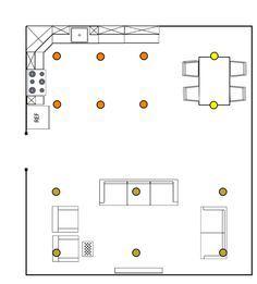 How Many Recessed Lights? | Recessed Lighting Installation calculator!! Very handy