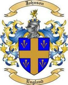 Johnson Coat of Arms - Bing Images