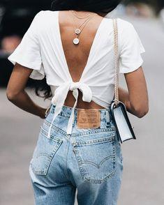 spring street style #fashion