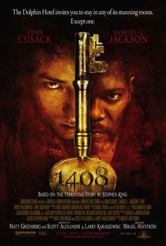 1408 // This is such an amazing movie, I'm a fan of films that tend to take place in one area with one actor, if done right, and written well, it can be amazing. Of course the main source was Stephen King but it still could have been done poorly and it wasn't.