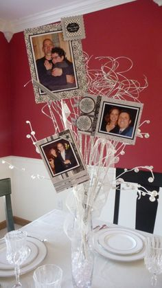 Photo Bouquet By Effortlessheirlooms On Etsy, $27.00. Photo CenterpiecesDiy  ...