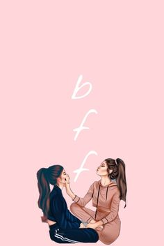 Best Friends Cartoon, Friend Cartoon, Best Friend Pictures Tumblr, Bff Pictures, Best Friend Drawings, Bff Drawings, Best Friend Sketches, Bff Images, Friends Sketch