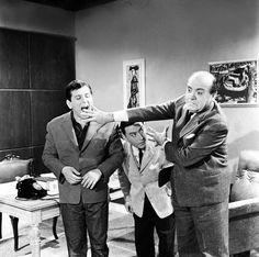 Finos Film - Photo Gallery Ταινίας: 'Ένα Έξυπνο Έξυπνο... Μούτρο' (1965)