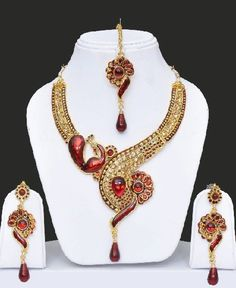 Costume Jewelry Indian Jodha Akbar Design Wedding costume