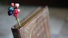 Aprenda a fazer esse marcador de livros: http://simplificando.blog.br/marcador-de-livro-natural-fofo-e-facil/