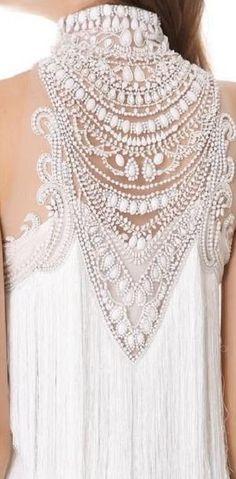 amazing back details  #kerialexandercelebrant.com.au #celebrant sydney #weddings