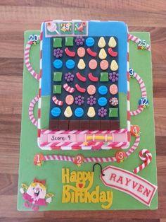candy crush birthday party | Candy Crush Birthday Cake | Birthday Party Ideas