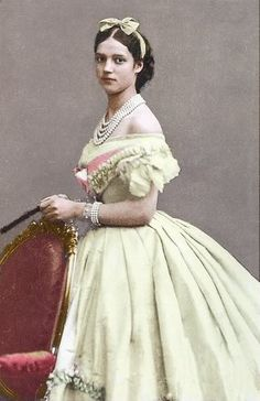 HIH Maria Feodorovna, Tsarina of all the Russias, who had been Dagmar of Denmark, 1864, was sister to HM Queen Alexandra and like her is also my 3rd cousin.