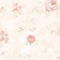 Vintage Rose Wallpaper