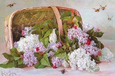 Pintura y Fotografía Artística : Jarrones y Flores, Bodegones Pintados con Acuarela,