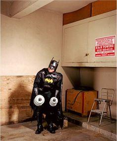La vie ordinaire des supers héros