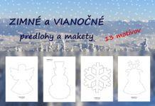 Zimné a vianočné predlohy a makety Xmas, Christmas, Diy And Crafts, Personalized Items, School, Advent, Cards, Handmade, Baptism Ideas