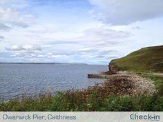 Dwarwick Pier, Dunnet #Scozia